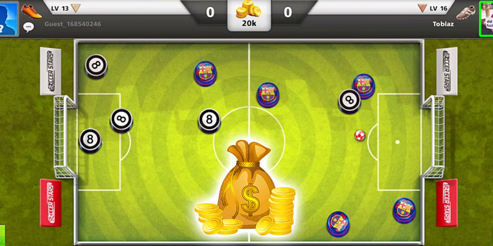 Soccer Stars Coins With The Best Prices